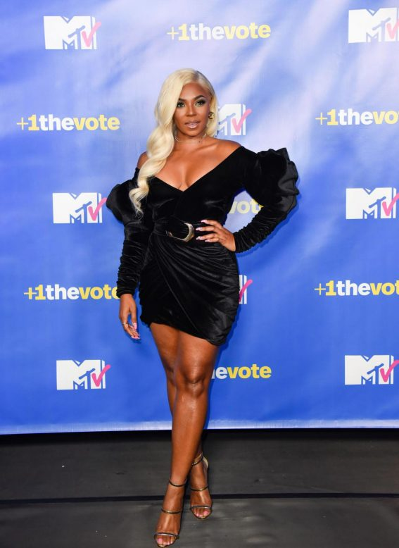 Ashanti Performs at MTV Midterm Election Afterparty in Kendall 2018/11/06 1