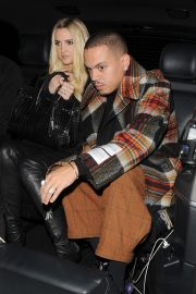 Ashlee Simpson and Evan Ross Night Out in London 2018/11/07 4