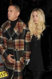 Ashlee Simpson and Evan Ross Night Out in London 2018/11/07 7