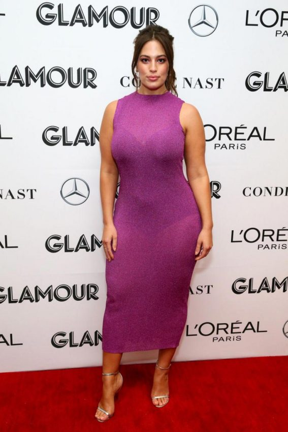 Ashley Graham at Glamour Women of the Year Summit: Women Rise in New York 2018/11/11 1