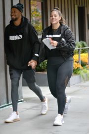 Ashley Graham Working Out in New York 2018/11/03 5