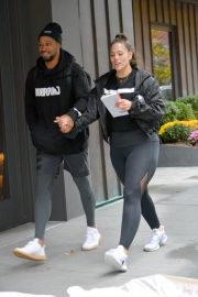 Ashley Graham Working Out in New York 2018/11/03 7