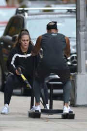 Ashley Graham Working Out in New York 2018/11/03 9