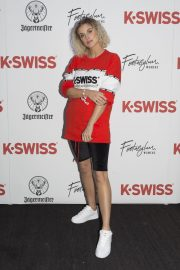 Ashley James at K-Swiss Classics Launch Party in London 2018/11/01 2