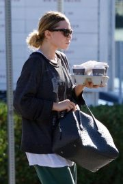 Ashley Olsen Out for Coffee in Los Angeles 2018/11/03 3