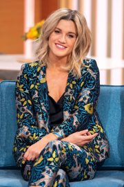 Ashley Roberts at This Morning Show in London 2018/11/21 2