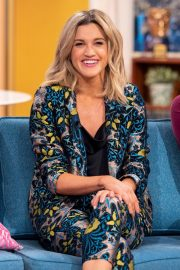 Ashley Roberts at This Morning Show in London 2018/11/21 4