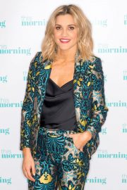 Ashley Roberts at This Morning Show in London 2018/11/21 7