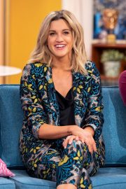 Ashley Roberts at This Morning Show in London 2018/11/21 8