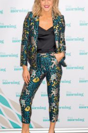 Ashley Roberts at This Morning Show in London 2018/11/21 9