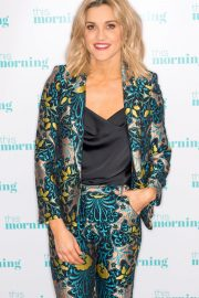 Ashley Roberts at This Morning Show in London 2018/11/21 10