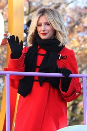Ashley Tisdale at 2018 Macy's Thanksgiving Day Parade in New York 2018/11/22 2