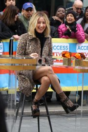 Ashley Tisdale at Access Live in New York 2018/11/12 3
