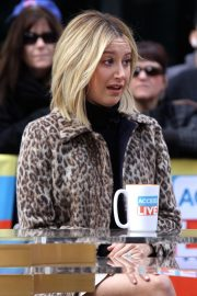 Ashley Tisdale at Access Live in New York 2018/11/12 6