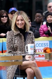 Ashley Tisdale at Access Live in New York 2018/11/12 7