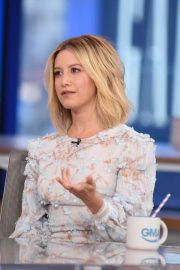 Ashley Tisdale at Good Morning America 2018/11/12 5