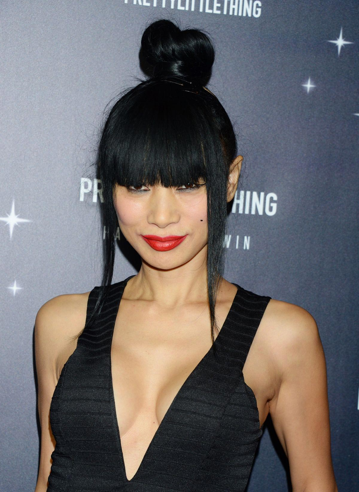 Bai Ling at PrettyLittleThing Starring Hailey Baldwin Event in Los Angeles 2018/11/05 1
