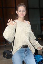 Barbara Palvin at Victoria's Secret Fashion Show Fittings in New York 2018/11/06 3