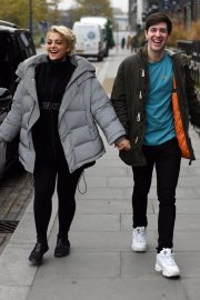 Bebe Rexha Out and About in London 2018/11/22 3