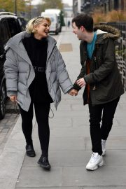 Bebe Rexha Out and About in London 2018/11/22 5