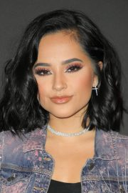 Becky G at Spotify's Secret Genius Awards Hosted by Ne-yo in Los Angeles 2018/11/16 4