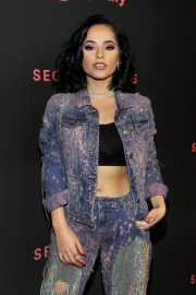 Becky G at Spotify's Secret Genius Awards Hosted by Ne-yo in Los Angeles 2018/11/16 7