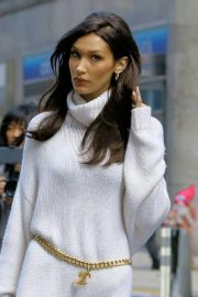Bella Hadid at Victoria's Secret Fashion Show Fittings in New York 2018/11/03 1
