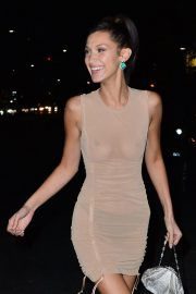 Bella Hadid Night Out in New York 2018/11/08 4