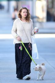 Bethany Joy Lenz Out with Her Dog in Los Angeles 2018/11/22 7