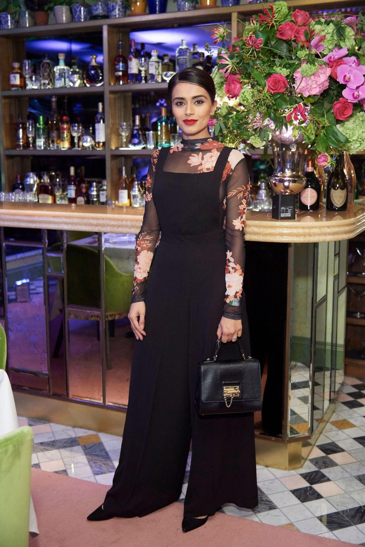 Bhavna Limbachia at Ivy Spinningfields VIP Launch Party in Manchester 2018/11/23 1