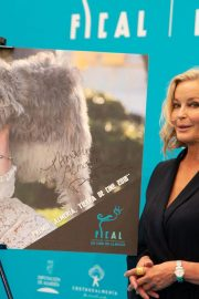 Bo Derek Honored at Almeria Walk of Fame at Almeria Film Festival 2018 in Madrid 2018/11/24 1