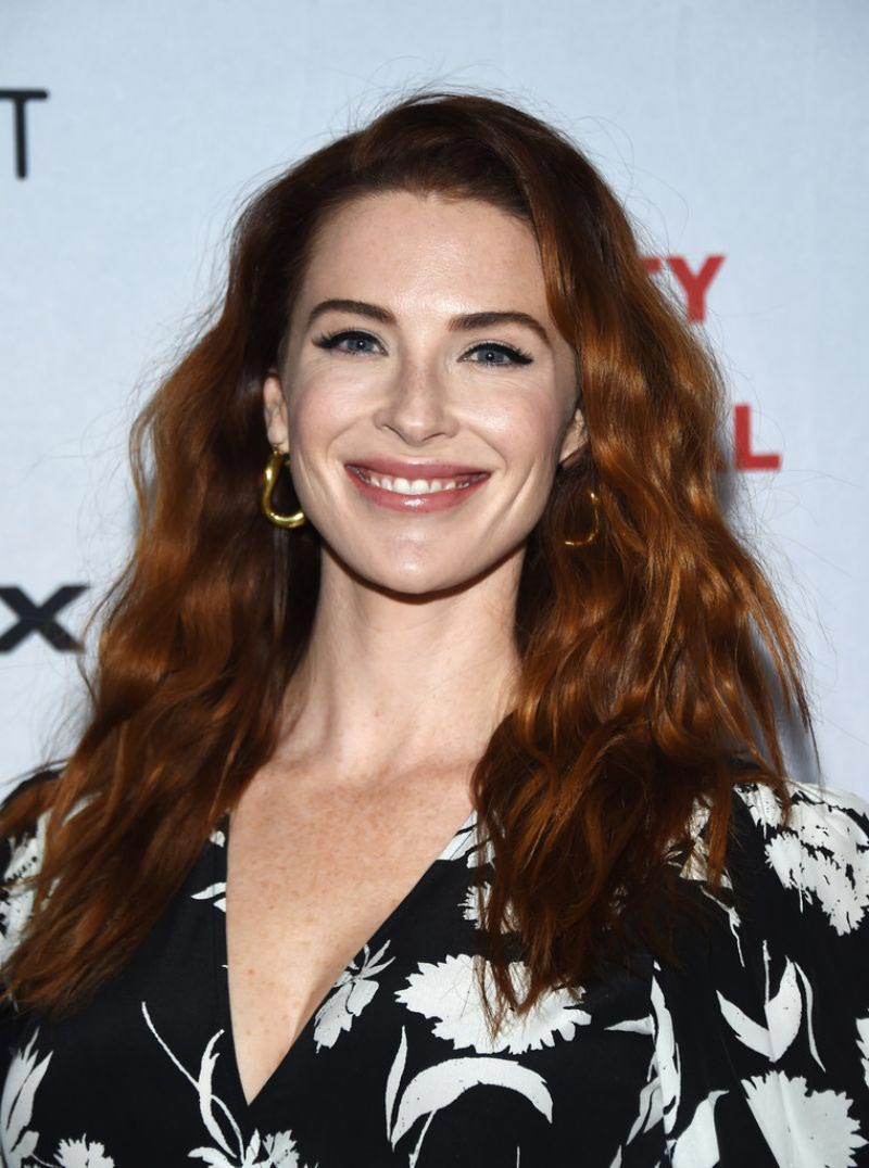 Bridget Regan at The Last Ship Panel at Infinity Film Festival in Beverly Hills 2018/11/01 1