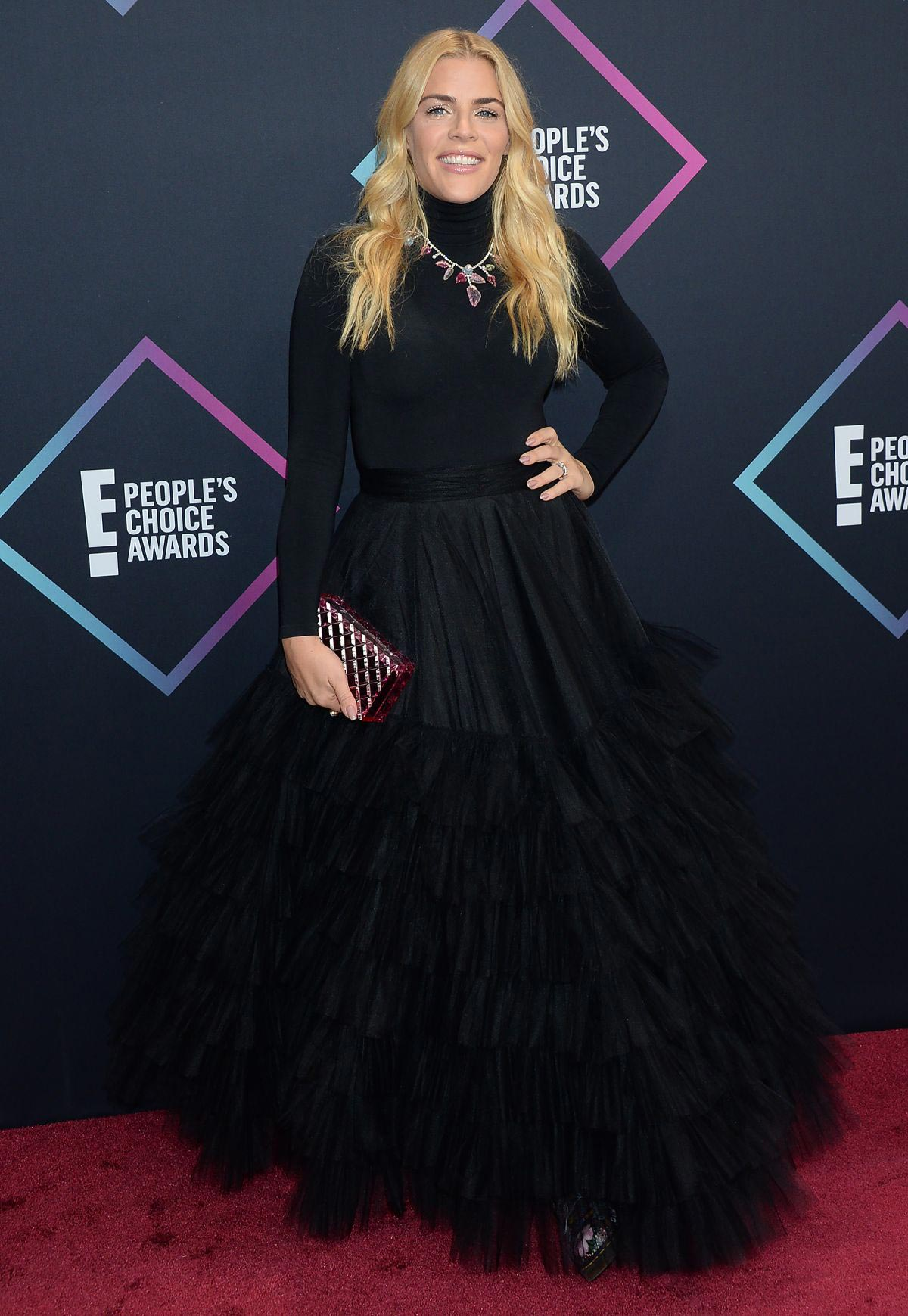 Busy Philipps at People's Choice Awards 2018 in Santa Monica 2018/11/11 1