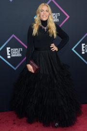Busy Philipps at People's Choice Awards 2018 in Santa Monica 2018/11/11 2