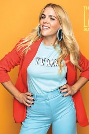 Busy Philipps in Adweek Magazine, November 2018 1