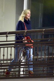 Cameron Diaz Leaves a Restaurant in Los Angeles 2018/10/20 3