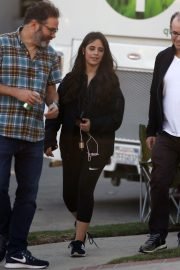 Camila Cabello on The Set of Her New Music Video in Los Angeles 2018/11/26 2