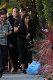 Camila Cabello on The Set of Her New Music Video in Los Angeles 2018/11/26 3