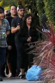Camila Cabello on The Set of Her New Music Video in Los Angeles 2018/11/26 5