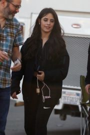 Camila Cabello on The Set of Her New Music Video in Los Angeles 2018/11/26 6