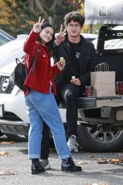 Camila Mendes Out in Vancouver 2018/10/30 3