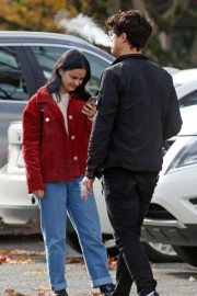 Camila Mendes Out in Vancouver 2018/10/30 6