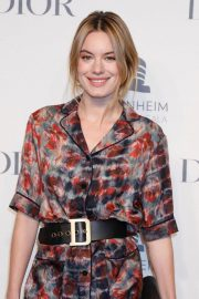 Camille Rowe at Guggenheim International Gala Pre-party in New York 2018/11/14 3