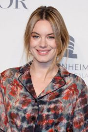 Camille Rowe at Guggenheim International Gala Pre-party in New York 2018/11/14 5
