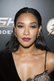 Candice Patton at The Flash 100th Episode Celebration in Los Angeles 2018/11/19 1