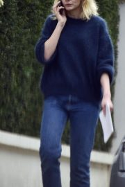 Carey Mulligan Out and About in London 2018/11/15 1
