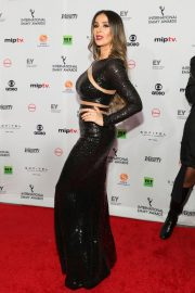 Catherine Siachoque at 2018 International Emmy Awards in New York 2018/11/19 1