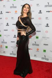 Catherine Siachoque at 2018 International Emmy Awards in New York 2018/11/19 5