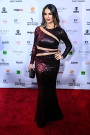 Catherine Siachoque at 2018 International Emmy Awards in New York 2018/11/19 6