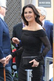 Catherine Zeta-Jones at Michael Douglas Hollywood Walk of Fame Ceremony in Hollywood 2018/11/06 8